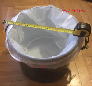 Home Brewing Mash Tun Filter Bag For Brew Kettle Home Beer Brewing Wine Making Brew In a Bag