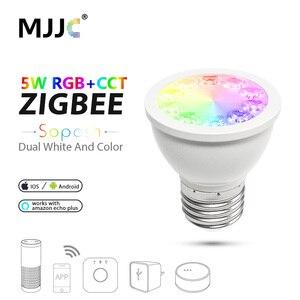 ZIGBEE ZLL LED Bulb GU10 E27 E