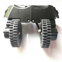Elektrikli süpürge için tekerlek Ecovacs Deebot DM82 M82 robotlu süpürge parçaları tekerlek motorlar yedek