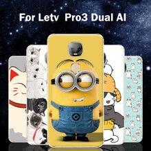 Для Пусть V Лекко Прохладный 1 Le 2 pro max2 x620, Purecolor Мило мультфильм окрашенные Жесткий PC shell обложка чехол для Пусть V Pro3 Двойной А. И.