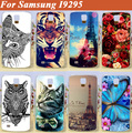 3D Printing Pattern Case For Samsung Galaxy S IV Active S4 Active I9295 I537 Protection Shell Cover Free Shipping