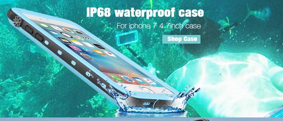 iphone 7 8 waterproof case