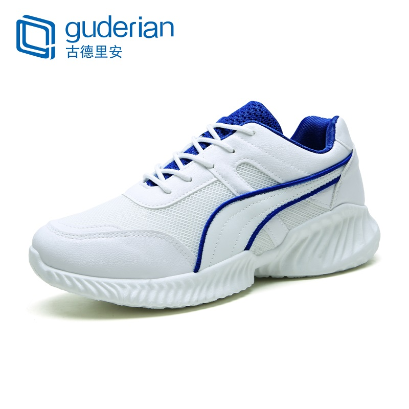 Shoes Orderly Guderian 2019 New Mesh Breathable Men Shoes Casual Lightweight Walking Male Sneakers Shoes Fashion Lace Up Men Shoes Schoenen