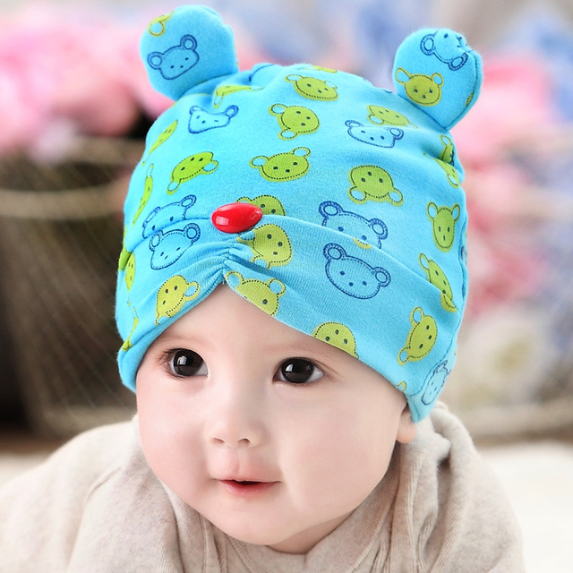 Baby Boy Hat Crochet Pattern Newborn Photography Accessories Photo