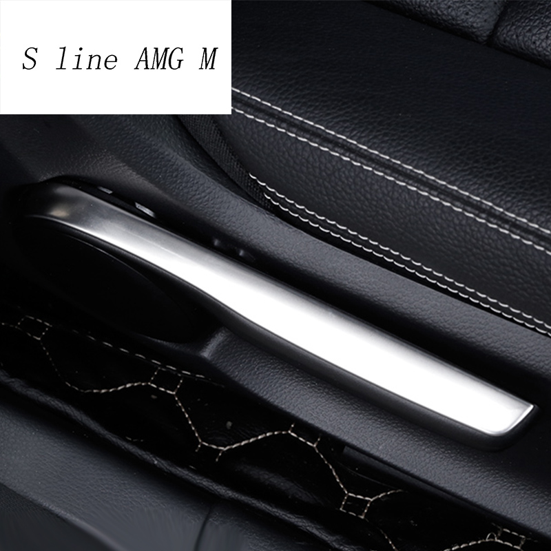 2pcs Dashboard Air Conditioning Vent Frame Trim For MB CLA GLA A Class W117 C117 W176 A180 X156 Left hand drive