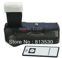 BG-E8 Aperto Da Bateria + Controle Remoto Sem Fio para Canon EOS 550D, 600D, 650D, 700D, beijo Rebelde X4 T2i, T3i, T4i Câmeras. LP-E8.