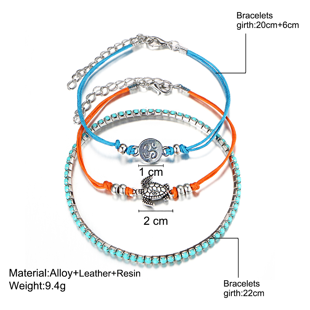 Turtle Bracelets