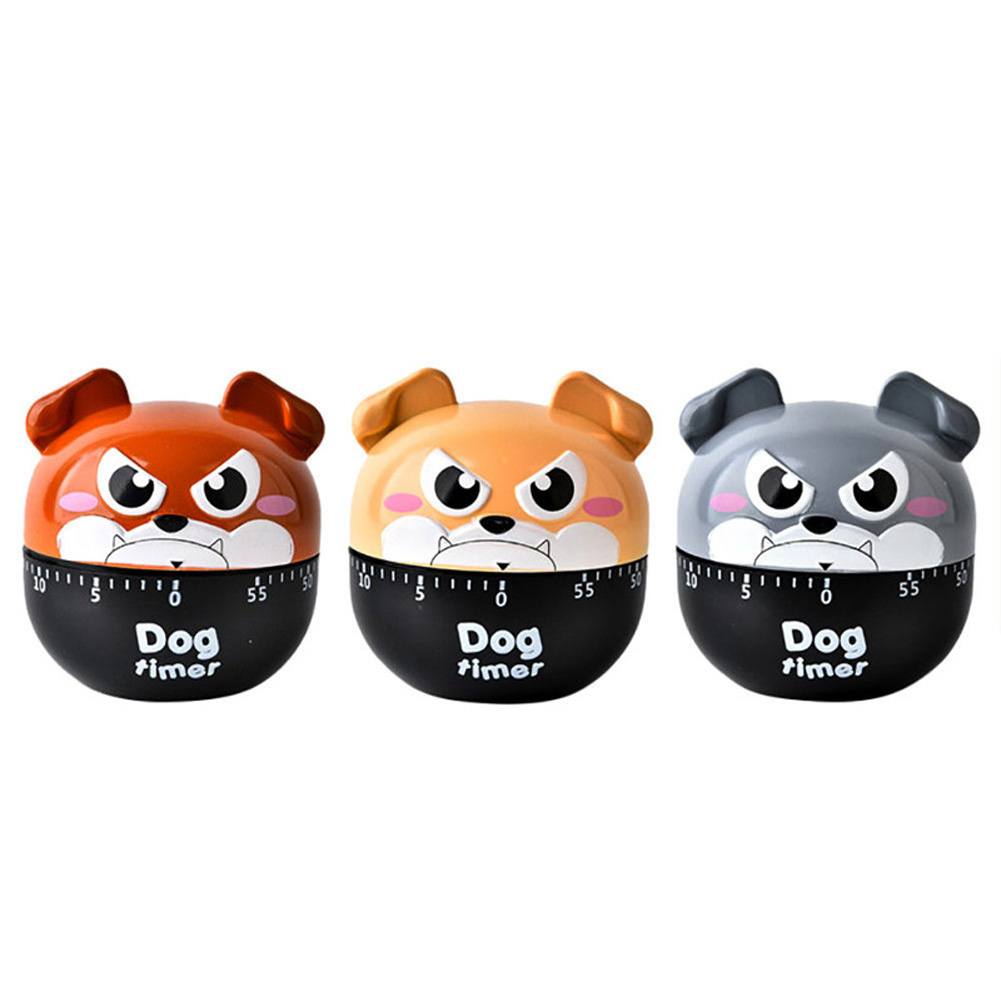 2018 Funny Dog Timer Kitchen Timer Cute Cooking Gadget Tool Fun Adorable Attractive Cooking Reminder