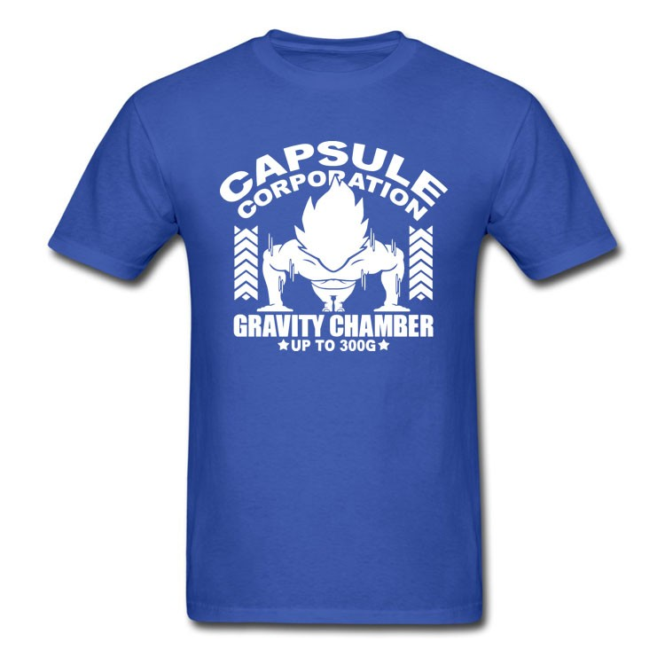 DRAGON BALL Z Capsule Corp T shirts