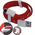 100% genuino para oneplus 3 t 3 dash rápido tipo de cable usb flash de carga USB Cable Para Uno Más Tres Oneplus3 Rápida Tipo de Cable C