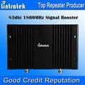 83dbi Lintratek 4G Teléfono Celular Amplificador de Señal de 1800 mhz Repetidor 4G LTE 1800 Mhz Pantalla LCD AGC MGC 33dbm Repetidor GSM 1800 4G S30
