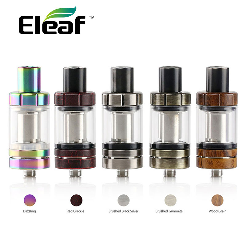 100% Original Eleaf Melo 3 Atomizer 4ml New Colors version 4ml Capacity Atomizer Top fill with EC Coil Electronic Cigarette Tank eleaf coral rda atomizer for diy
