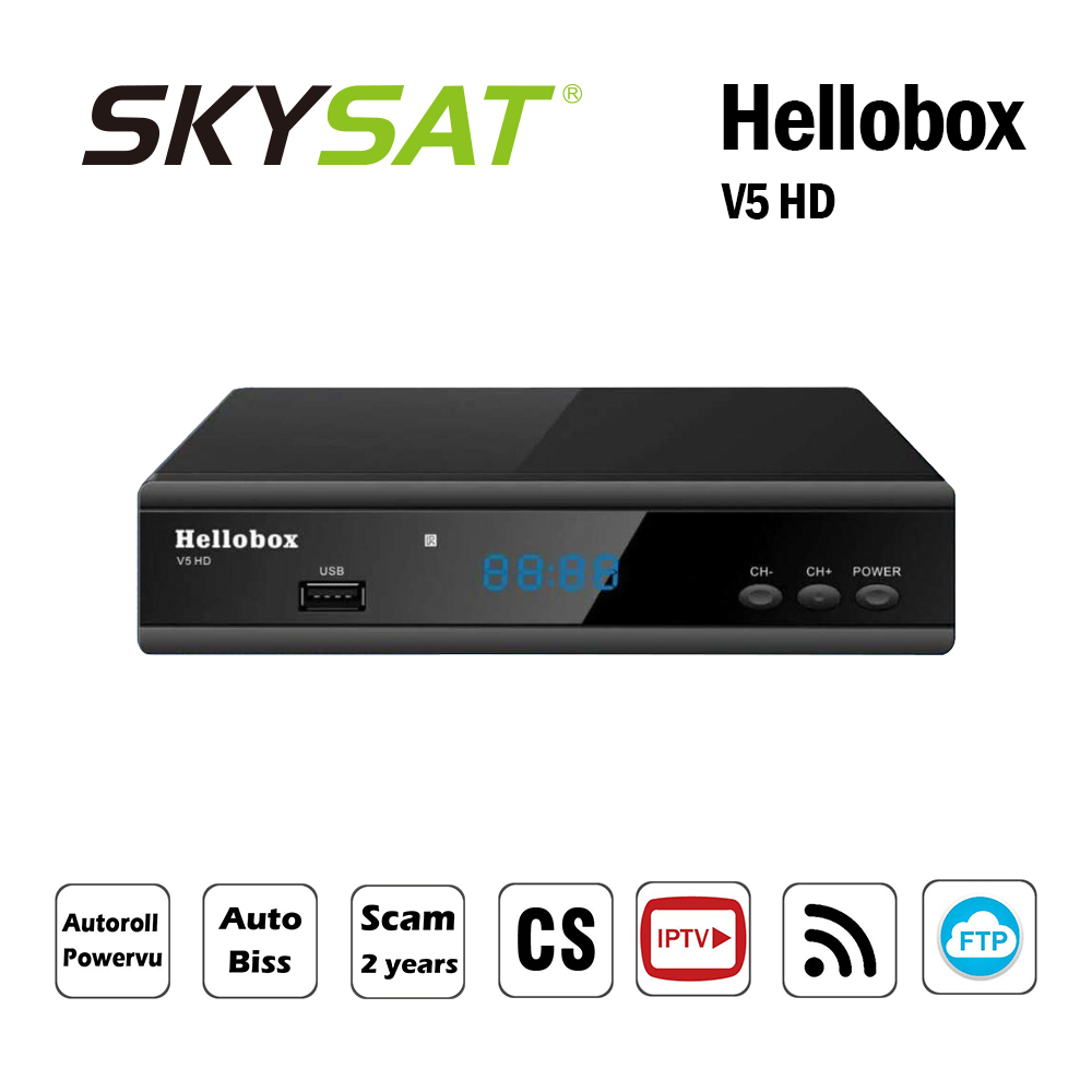 Autoroll PowerVu Autoroll Biss DVB S2 Receiver support 2