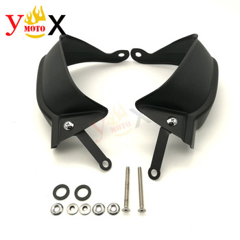 Motorcycle Brush Bar Hand Guards Handguard Shell Hand Protection W/ Screw Mounting Wind Deflector For Honda CB500X