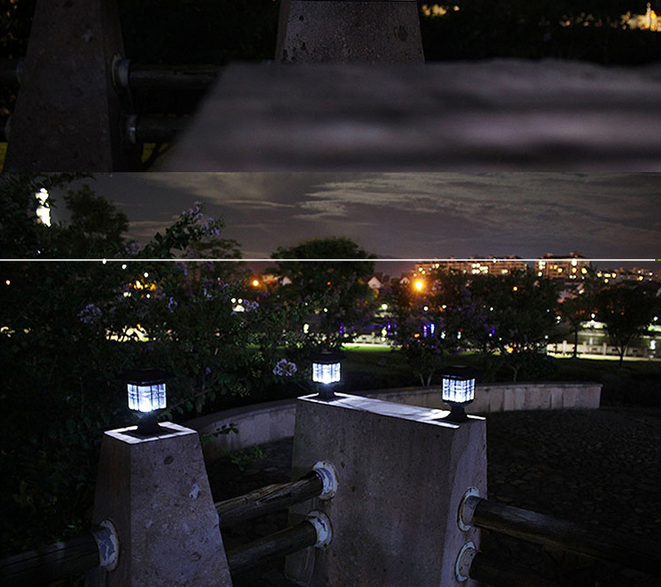 jardim à prova dwaterproof água luzes de