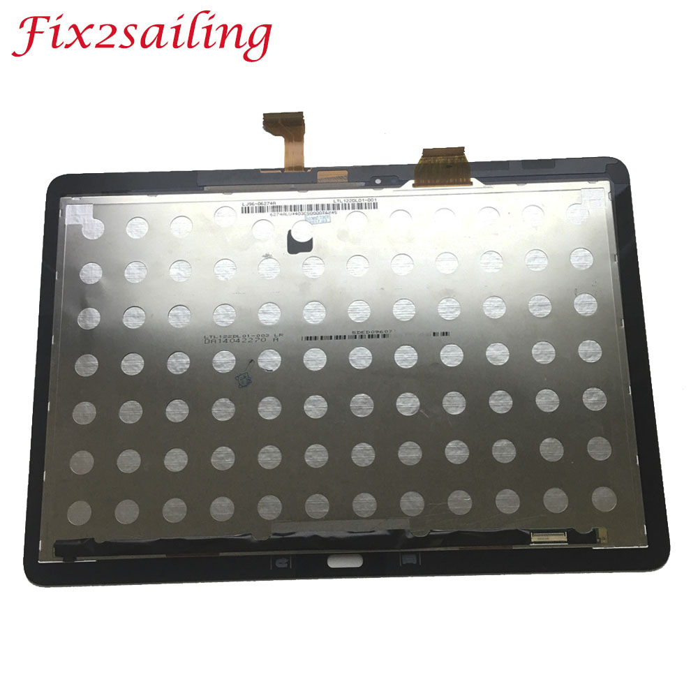 For Samsung Galaxy Note Pro P900 Tablet PC 12.2 P900 P901 P905 LCD Display Touch Screen Digitizer Assembly New LCD Display