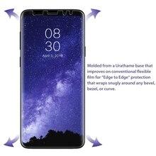 Yokata гидрогелевый протектор экрана стекло для samsung Galaxy S8 S9 Plus закаленная пленка для samsung Galaxy S7 edge Note 8