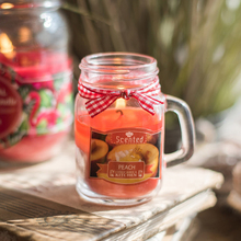 Tropical Fruit Canned Scented Candles Weding Decoration Weddings Tea Lights Velas Decorativas Home Accessories 50X042