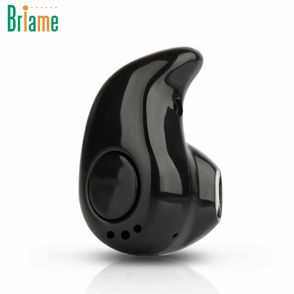 Briame Mini Wireless in ear Earpiece Bluetooth Earphone S530 Hands free Headphone Blutooth Stereo Auriculares Earbuds Headset