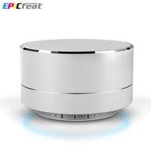 EPiCfeat Портативный Bluetooth для Беспроводной Мини-Динамик с Микрофоном Handfree Вызов fm-радио СВЕТОДИОДНЫЙ TF Карта Громкоговоритель A1