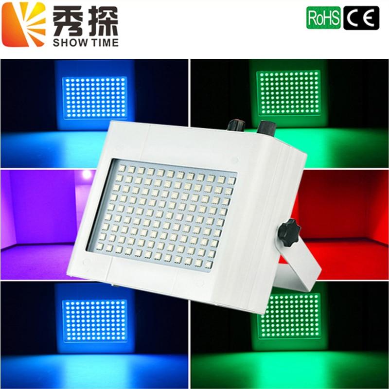 Show Time 108pcs LED Strobe/Mini Star Strobe LED/Night Club Bar Disco Music Sound Activated Party Strobe Light /LED Fash Lamp