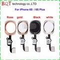 Главная Кабель Гибкого Трубопровода Кнопки Для IPhone i6S 4.7 & 6 S Плюс 5.5 на От Ленты Гибкого Замены Узла Датчика