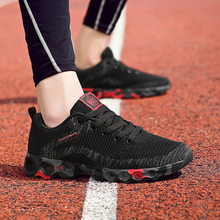 Men Sneakers Sport Shoes Men Running Shoes Breathable Mesh Light Comfortable Casual Walking Shoes masculino zapatillas hombre
