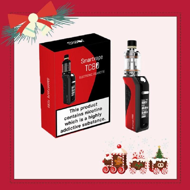 JOMOTECH 80 w LED Réglable 2200 mah Batterie 0.4ohm 3.5 ml Vaporisateur Éviter Liquide Fuite Sûr Vaporisateur Boîte Mod E cigarette Kit jomo-267
