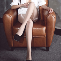 Wysokiej Jakości Plus Rozmiar Seksowna Bielizna Gęste Tkania Błyszczące Błyszczący Stocking Taniec Shining Kształtowanie Legginsy Party Klub Wear FX30 Oleju