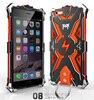 6Plus Brand Thor Luxury Heavy Duty Armor Metal Aluminum Cases For Apple IPhone 6 Plus Mobile