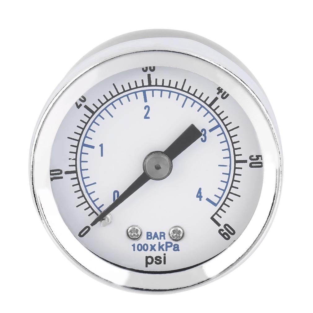 Дропшиппинг 1/8 ''npt гидравлический воздушный компрессор Давление датчик 0-60 фунтов на квадратный дюйм держателя задней части Лидер продаж