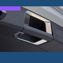 Новый Дизайн стайлинга автомобилей багажнике автомобиля ручка Рамки Блёстки автомобиля Интимные аксессуары Блёстки для Mercedes Benz GLC gla 200 220 260 установите