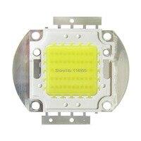 צורת כיכר 50 W 45mil שבב מגניב לבן 4500 ~ 5000LM 6000 ~ 6500 K מנורת הנורה SMD אור LED חלקי