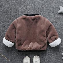 Warm Thick Jacket for Newborns Baby