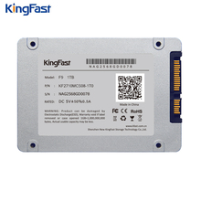 Kingfast F9 model 7mm ultrim steel 2.5″ inner 1TB SSD SATAIII 6Gbps with cache hd disk Strong State Drive for laptop computer&desktop