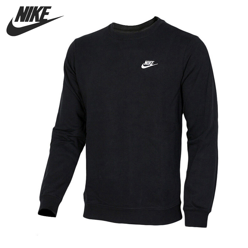 Original New Arrival NIKE Men s Pullover Jerseys Sportswear