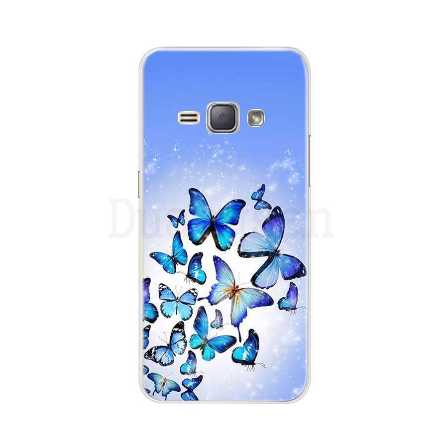 Mềm TPU Cho Samsung Galaxy J1 2016 Silicone Hoạt Hình Dễ Thương Dành Cho Samsung J1 2016 Ốp Lưng Samsung J1 2016 J120F Sm-j120f