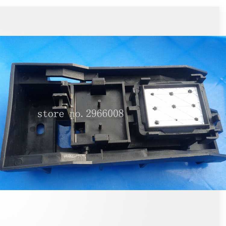 Free shipping !yongli dx5 printhead cap top station assembly for solvent inkjet printer