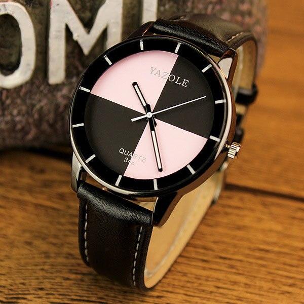 Zegarek damski YAZOLE Crystal Dial różne kolory