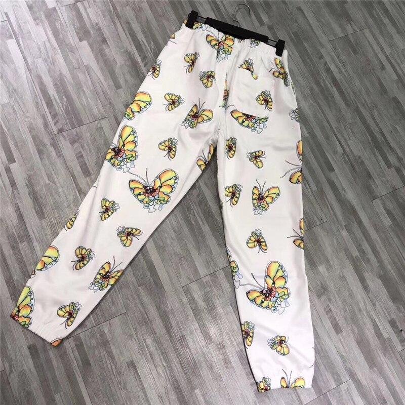 Y Hombres Pantalón Calidad 1 Sudor Cordón Mujeres Chándal De 1 1 Pantalones Alta Mariposa González qwZ4Bx00Y