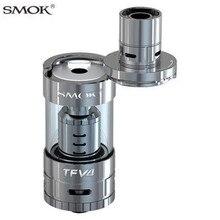 บุหรี่อิเล็กทรอนิกส์S MOK TFV4ถังฉีดน้ำTFV4 Vaporizerบุหรี่อิเล็กทรอนิกส์สเปรย์XPRO M80 X CUBE 2 M65 M22 X9001
