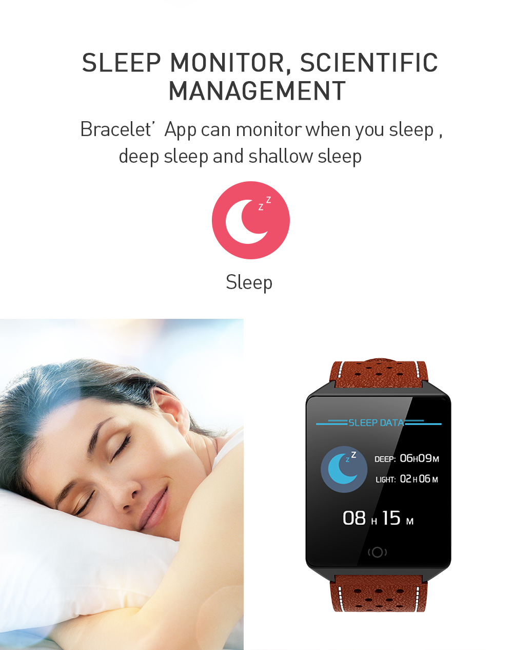 CK19 Smartwatch IP67 Waterproof Wearable Device Bluetooth Pedometer Heart Rate Monitor Color Display Smart Watch For AndroidIOS (8)