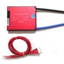 1 шт./лот водостойкие 7 S 25,2 в 15A 25A 35A 45A скорость разряда LiFePO4 батарея защиты печатной платы PCB BMS PCM с же порты и разъёмы