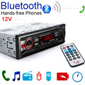 Bluetooth Car In-dash Radio Stereo Head Unit Player MP3/USB/SD/AUX-IN/FM IPhone