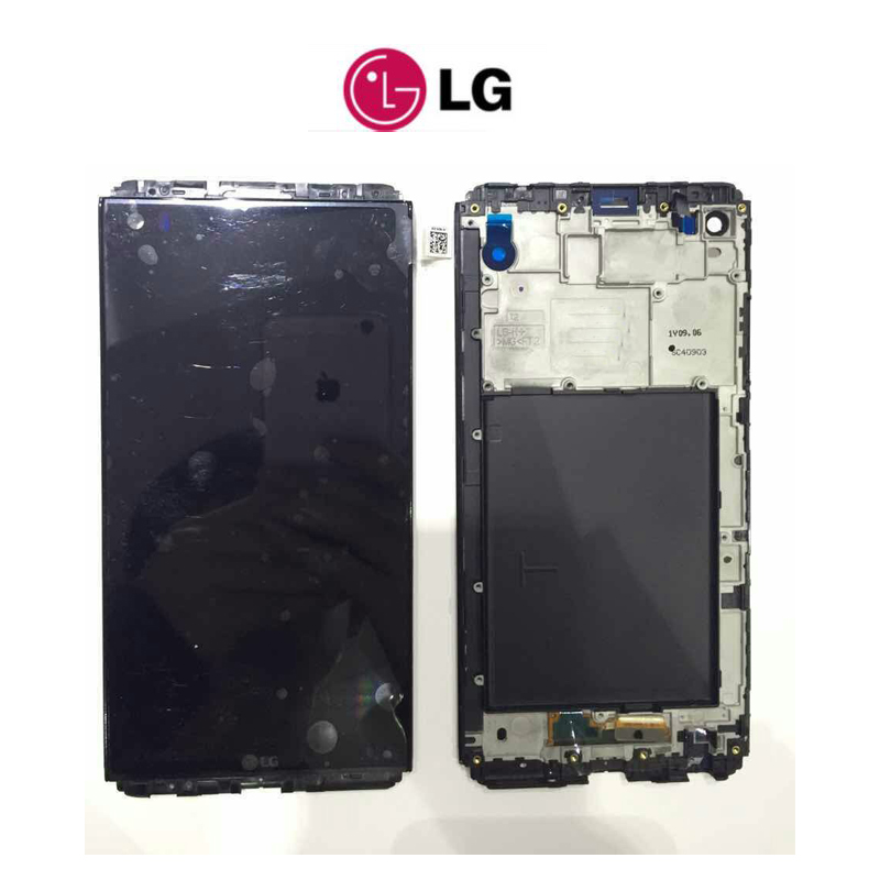 Original 5.7'' 2560 x 1440 For LG V20 VS995 VS996 LS99 LCD Display with Touch Screen Digitizer Assembly With frame Free shipping
