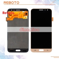 Reboto For Samsung J3 2016 LCD Display J320A J320F J320M J320 Touch Screen With Digitizer Assembly