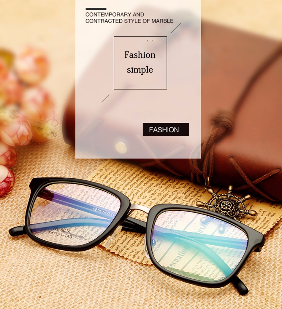 6a0df56926 FEIDU Computer Goggles Anti Fatigue Radiation-resistant Reading Glasses  Frame UV400 Eyeglasses Eyes Protect Glasses With Box