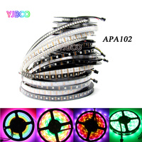 APA102 1m 5m RGB Full Color 30 36 60 96 144 Leds M SMD5050 IP30 IP65