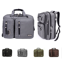 17.3/15 Inch Laptop Briefcase Backpack Messenger Bag Shoulder Bag Laptop Case HandbagFits Up to 17.3 Inch Gaming Laptops for Men coolbell 17 17 3 inch laptop backpack convertible backpack shoulder bag messenger bag laptop case business briefcase handbag