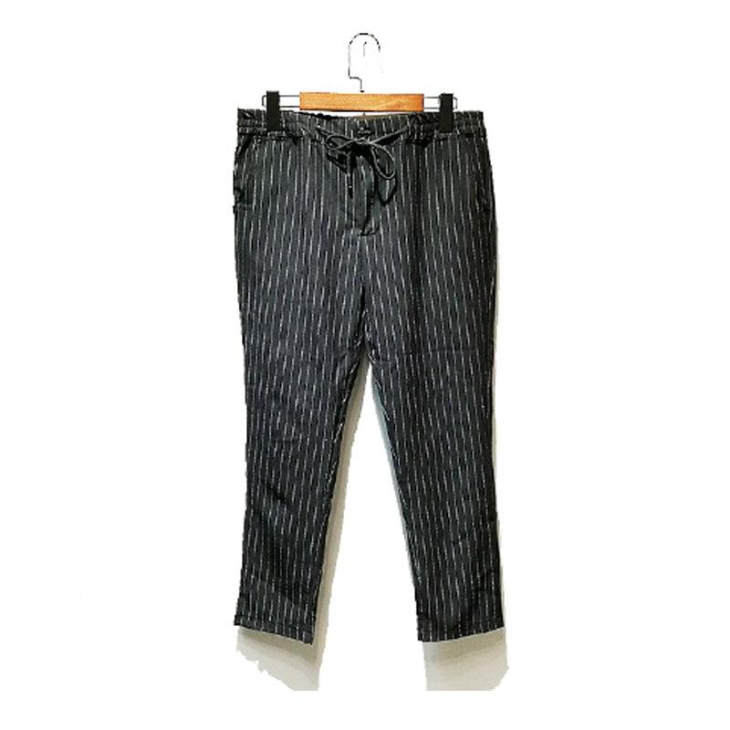 Men Slim Fit 2PCS Shirts Sets (shirt+pant) Male Fashion Striped Long Sleeve Casual Shirt Style Suit Jacket Trousers